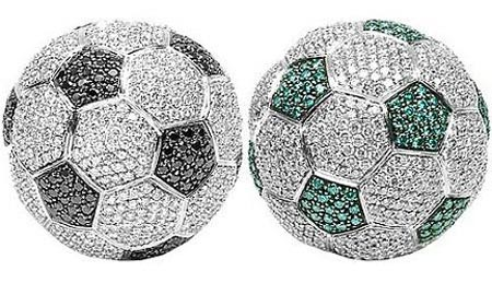 Diamond Soccer Ball