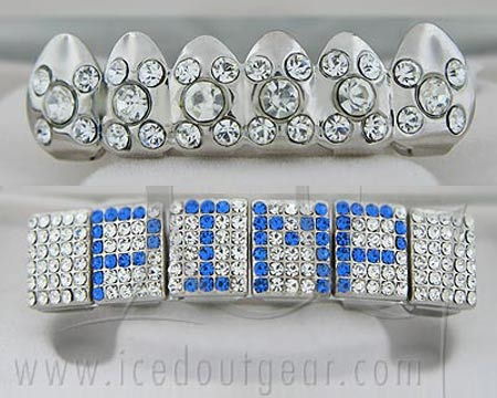 Grillz Brings Bling To Your Tooth, Coupe And Pets
