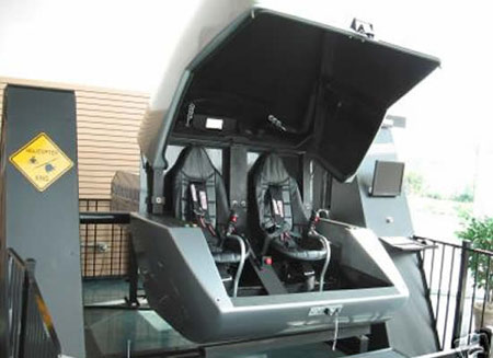 Striking Helicopter cum Airplane Simulator Full motion Helicopter Simulator, Airplane Simulator, Lifestyle, Luxury, ebay, auction, bid, Auctions, Aircraft