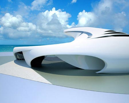 Awesome Still Yet Super Fast Jet House Largest Home Design Picture Inspirations Pitcheantrous