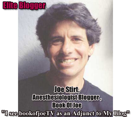 joe 4501 Elite Blogger: Rendezvous With Joe Stirt