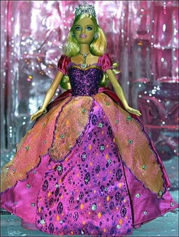 world's most expensive Barbie Doll