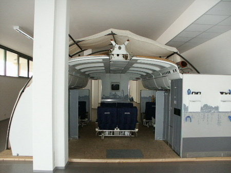 Revamp Your Apartment Via Aircraft Interiors