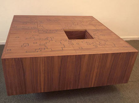 PLAY! Coffee Table Acts a Bit Pricey