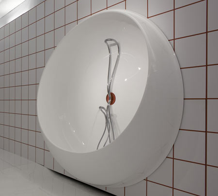 rotator Ron Arad Facelifts Your Bath Via Tueco Rotator