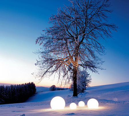 Winter Home Decor decoration interior modern snow_tree.jpg