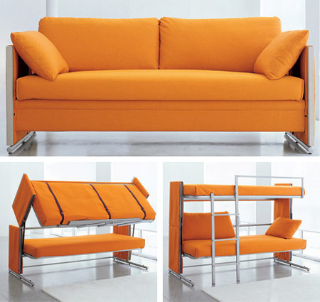 Ingeniously Disguised: Sofa Cum Bed Sofa Cum Bed, Bed, Furniture, Space Savingfurniture, Sofa, Bed, Designer, Furniture