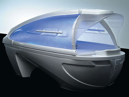 Enjoy Spa Via Spa-Jet Hydro Therapy Massage Bed