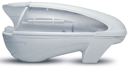 Hydro Therapy Massage Bed