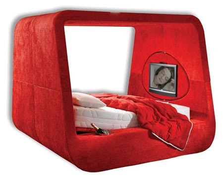 Karim Rashid Unveils The Sphere Bed