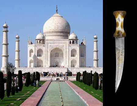 Shah Jahan's Gold Encrusted Dagger To Fetch $1million