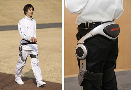 Honda Walking Assist Device For Elderly
