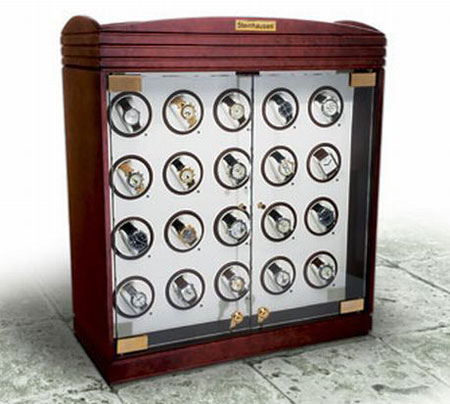 Watch Winder Houses Your Watch Collection!