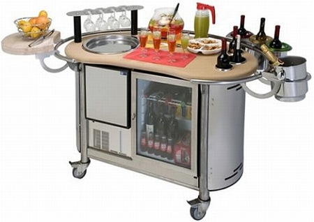 $10,000 Portable Drink Station