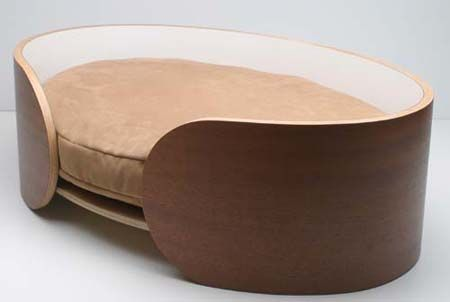 wowo ellipse pet bed is ultra furry Wowo Ellipse Pet Bed Is Ultra Furry