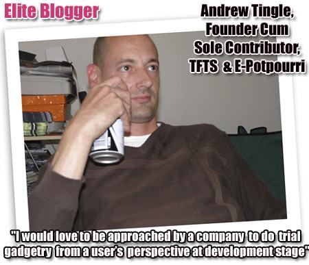 Andrew Tingle
