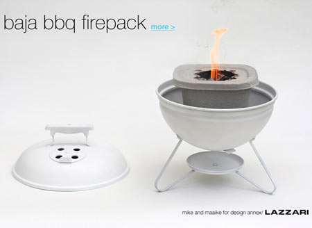 Baja BBQ Firepack