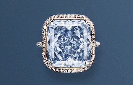 Elite Find of the Day: Rare Blue Diamond Inks World Record At Christie