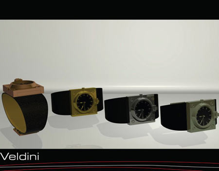 Veldini Q Wrist Watch