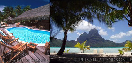 Elite Estate: Bora Bora Private Resort Demands $5.5 million