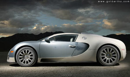 Topless Veyron