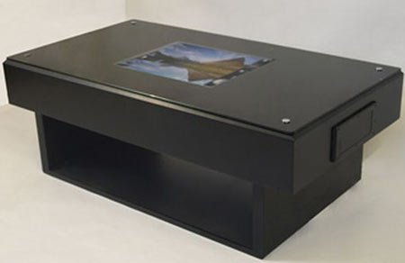 Touchscreen Computing Coffee Table