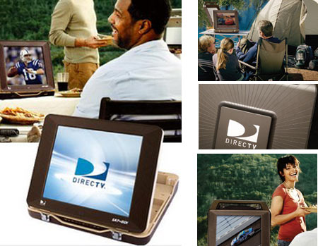 DirecTV Sat-Go: World's First Portable Satellite TV System