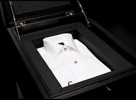 Eton Marks 80th Anniversary; Unveils World's Most Expensive Shirt