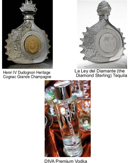 Worlds Most Expensive Spirits