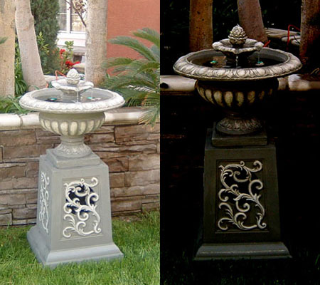 Fountain Speaker