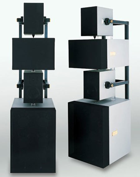 $300,000 Goldmund's Epilogue Speaker System