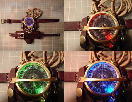 Elite Watches by Haruo Suekichi