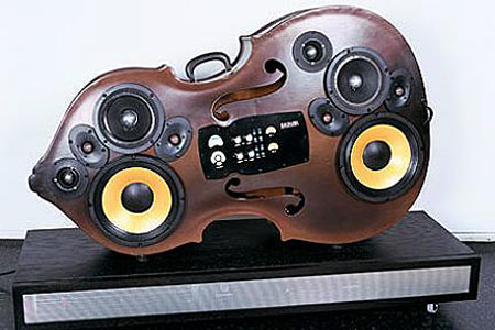 David Ellis SKDUBS Gold BoomBox, Most Expensive