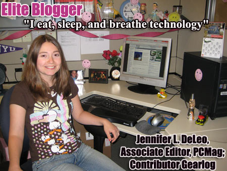 Elite Blogger: Rendezvous With Jennifer L. DeLeo