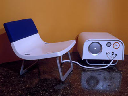 iPod Lodge Chair