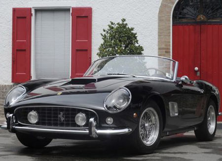 Vintage Ferrari Auctions For $11 million; Most Expensive One