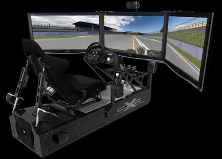 Motion-Pro II Simulator