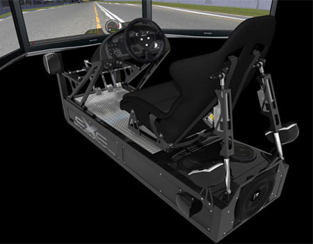 Motion-Pro II Simulator: Get, Set and Go!