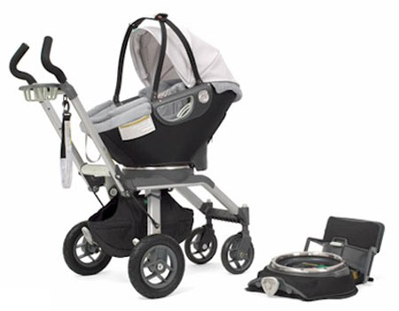 The Orbit: Infant Travel System