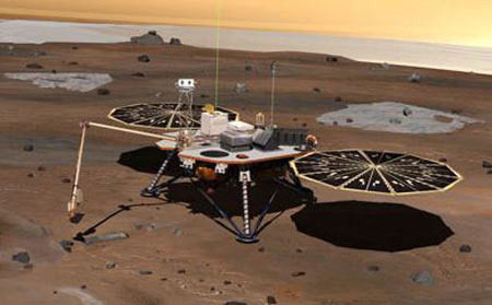 Experience the Phoenix Mars Lander Day