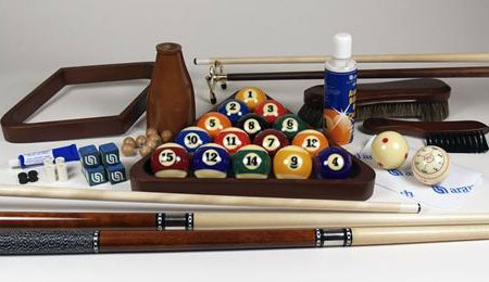 $72,000 Limited-Edition Monarch Billiards' Cherry Hill Pool Table