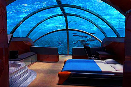 Dive Into The Poseidon Undersea Resort