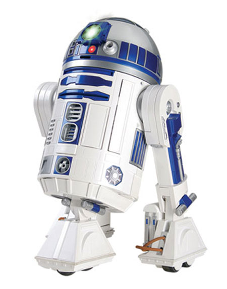 Elite Find of the day: R2-D2 DVD Projector For Home Theater