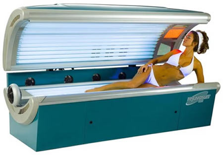 Rejuvasun Spa Bed: World's First Indoor Tanning Bed