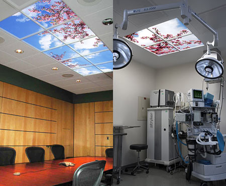 virtual sky ceilings