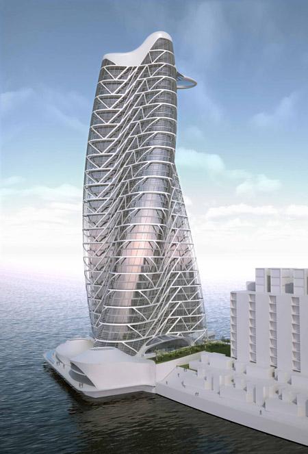 Strata Luxury Tower