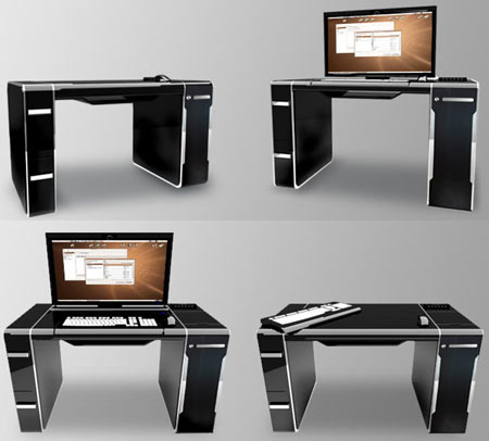 Sync Desktop Comes With Foldable Screen
