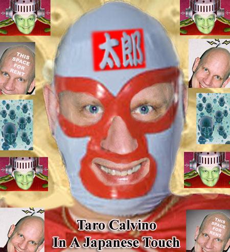 Taro Calvino