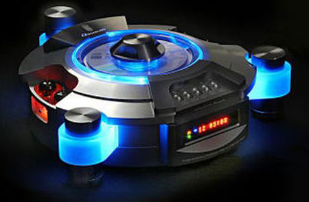 $12000 CD Player is Truly Divine