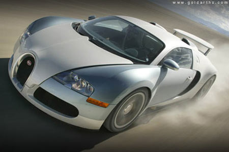 Bugatti Goes Topless Via Veyron Version